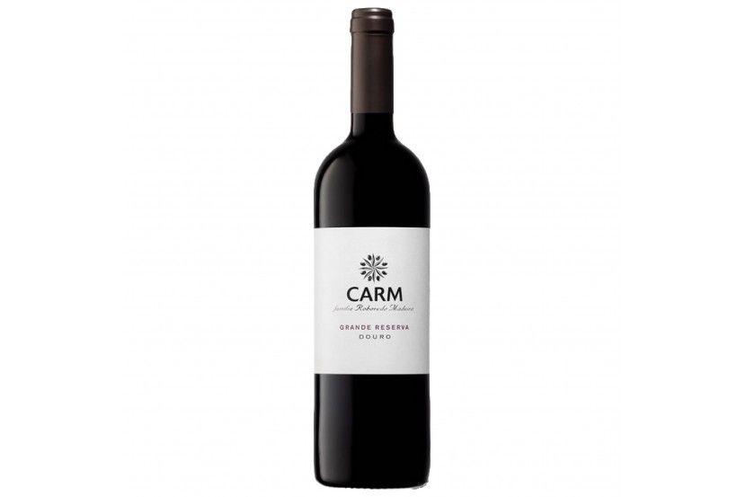 Red Wine Douro Carm Grande Reserve 75 Cl