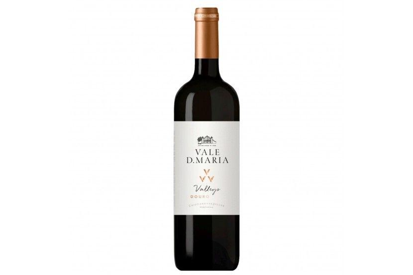 Red Wine Douro Qta. Vale D. Maria Vvv Valley'S 75 Cl