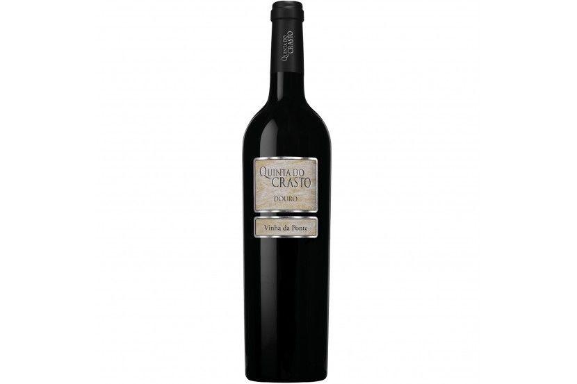 Red Wine Douro Crasto Vinha Da Ponte 2016 75 Cl