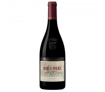 Red Wine Barca Velha 2008 75 Cl