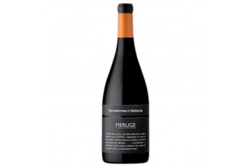 Red Wine Douro Meruge 75 Cl