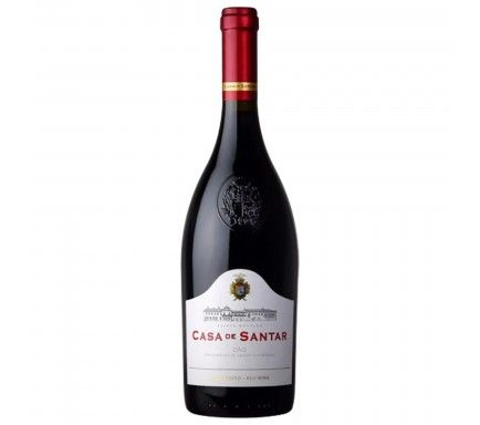 Red Wine Dão Casa De Santar 75 Cl