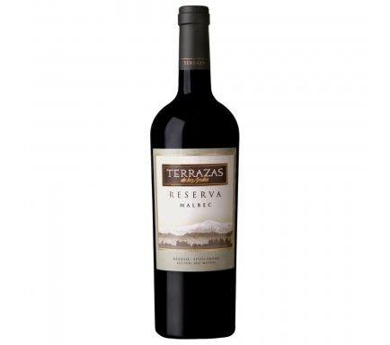 Red Wine Terrazas Malbec 75 Cl