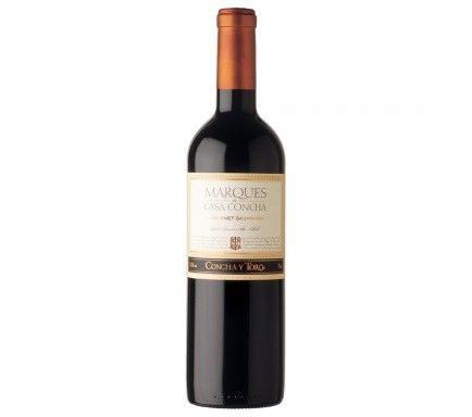 Vinho Tinto Marques Casa Concha Cab. Sauv. 75 Cl