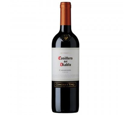 Red Wine Casillero Carmenere 75 Cl