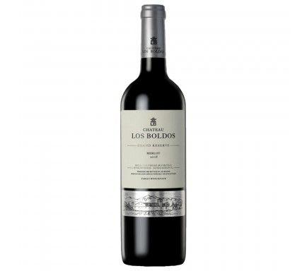 Vinho Tinto Los Boldos Momentos Merlot 75 Cl