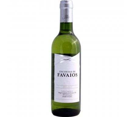 White Wine Encostas De Favaios 37 Cl