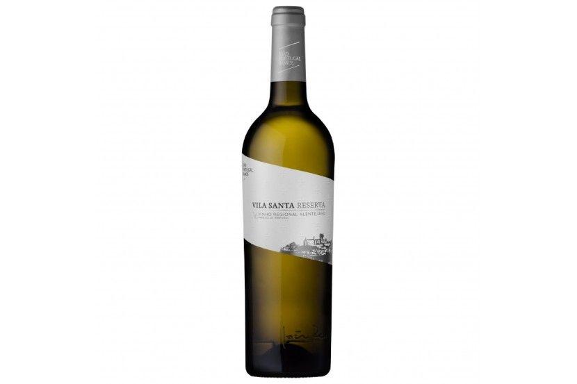 White Wine Vila Santa Reserva 75 Cl