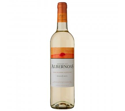 White Wine Albernoas 75 Cl
