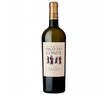 Vinho Branco Paço Do Conde Reserva 75 Cl