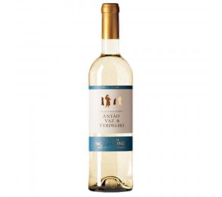 Vinho Branco Paço Do Conde Antao Vaz e Verdelho 75 Cl