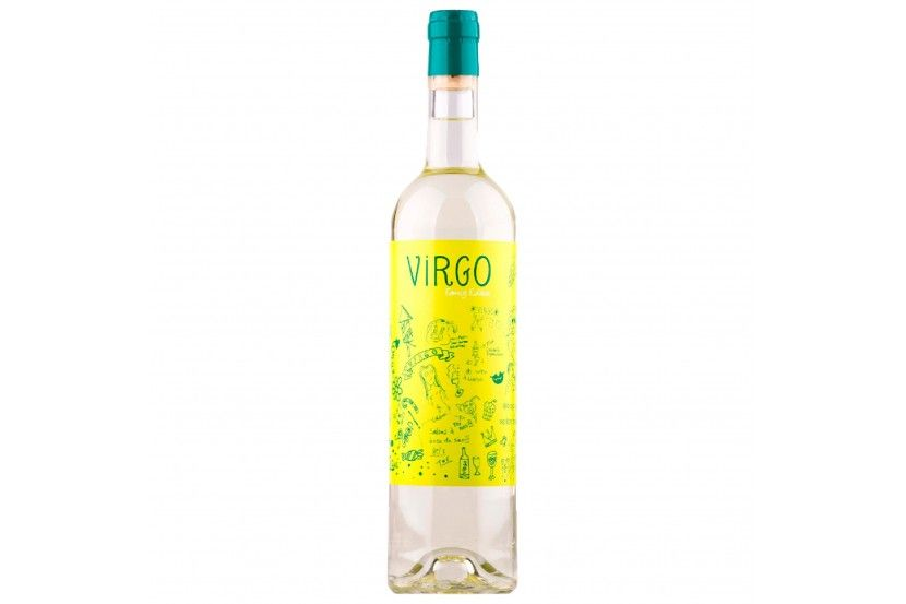 Vinho Branco Virgo 75 Cl