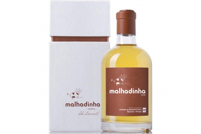White Wine Malhadinha Late Harvest 2015 37 Cl