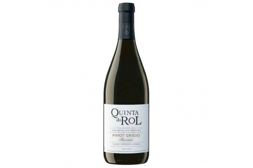 White Wine Quinta Do Rol Pinot Grigio Barrica 75 Cl