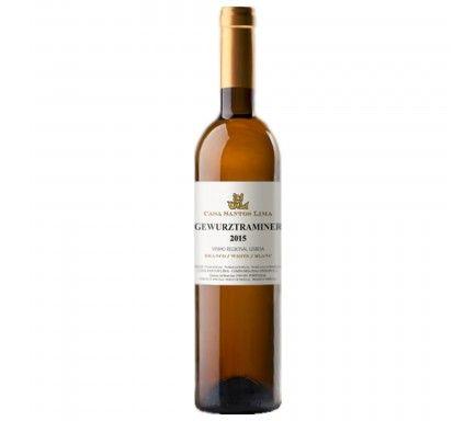 Vinho Branco Casa Santos Lima Gewurztraminer 75 Cl