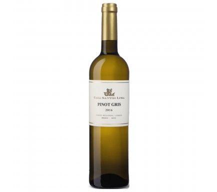 Vinho Branco Casa Santos Lima Pinot Gris 75 Cl