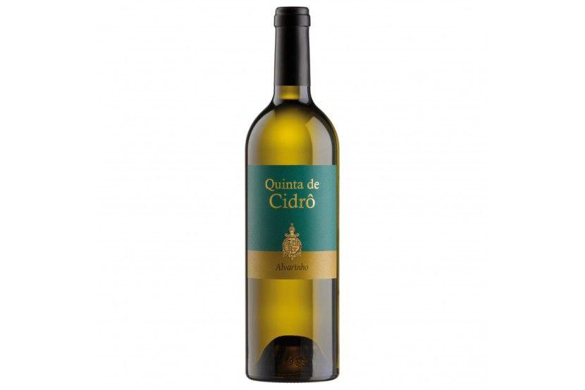 White Wine Douro Qta. Cidrô Alvarinho 75 Cl