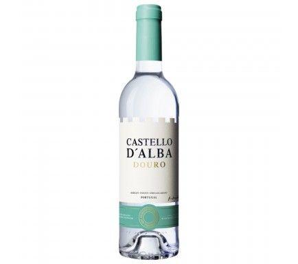 Vinho Branco Douro Castello D'Alba 37.5 Cl