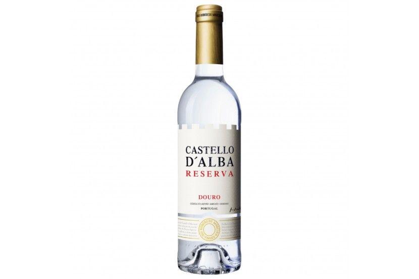 White Wine Douro Castello D'Alba Reserva 37.5 Cl