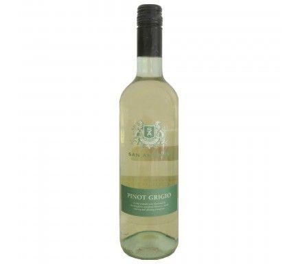 Vinho Branco Botter San Antonio Pinot Grigio 75 Cl