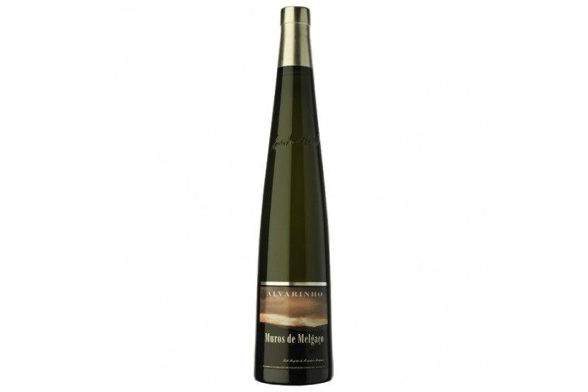 Vinho Verde Alvarinho Muros Melgaço 75 Cl