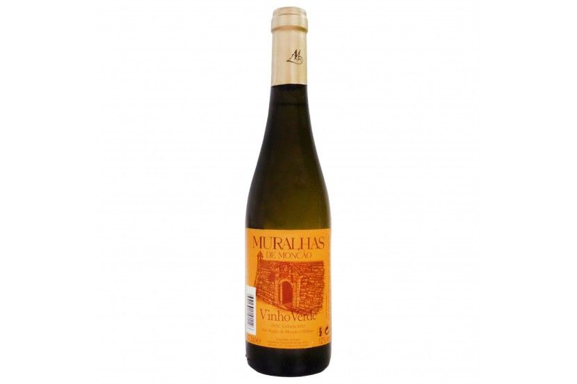 Vinho Verde Muralhas De Monção 37 Cl