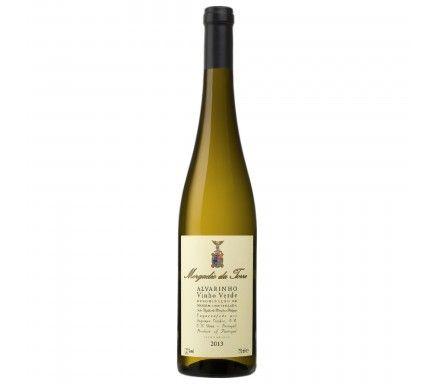 Vinho Verde Alvarinho Morgadio Da Torre 75 Cl