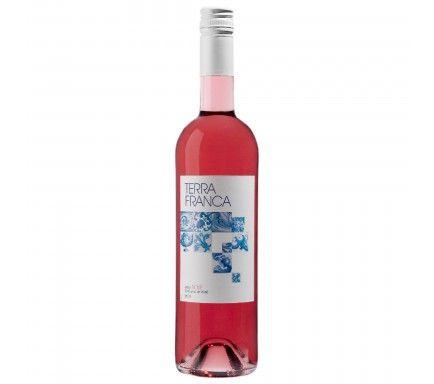 Vinho Rosé Terra Franca 75 Cl