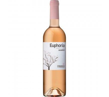 Vinho Rosé Euphoria 2017 75 Cl