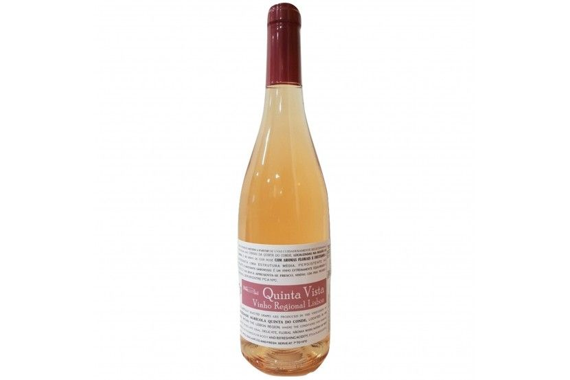 Rose Wine Quinta Vista 75 Cl