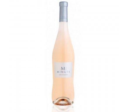 Vinho Rosé M De Minuty 75 Cl