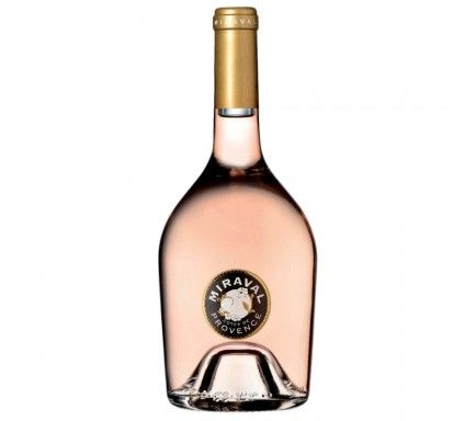 Rose Wine Perrin Miraval Provence 75 Cl