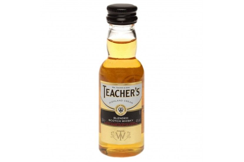 Whisky Teacher's 5 Cl