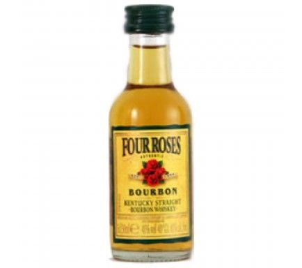 Whisky Four Roses 5 Cl