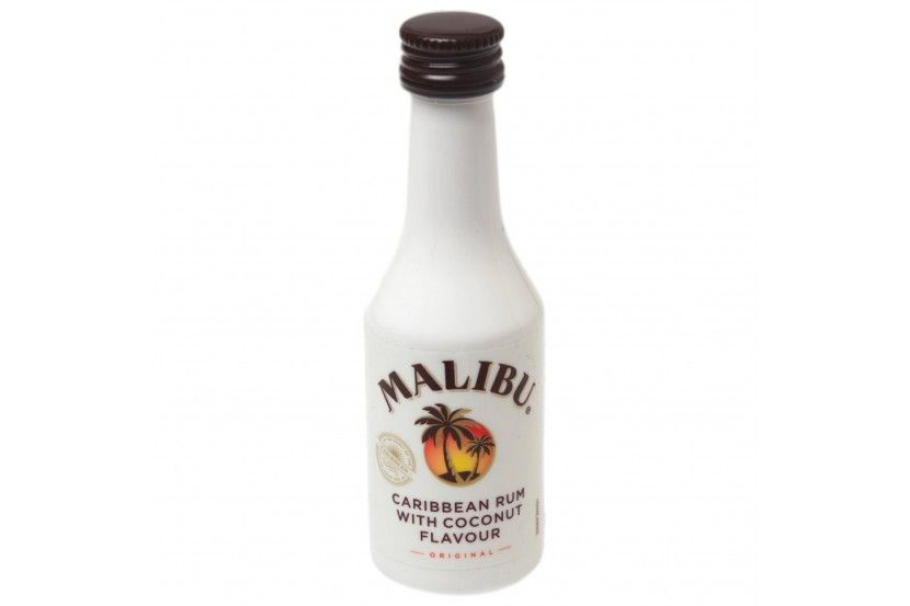 Licor Malibu 5 Cl