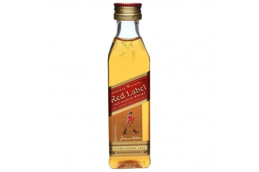 Whisky J.Walker Red 5 Cl