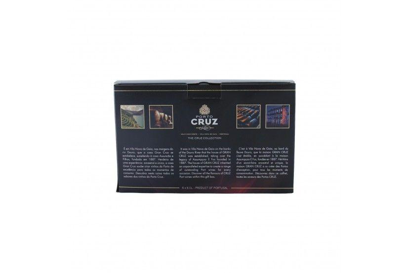 Pack 5X Porto Cruz (5*5Ml)