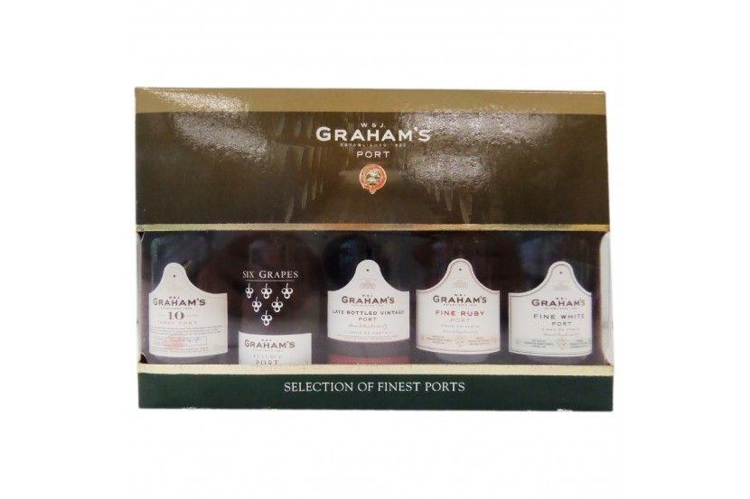 Pack 5X Graham's 0.5 Cl