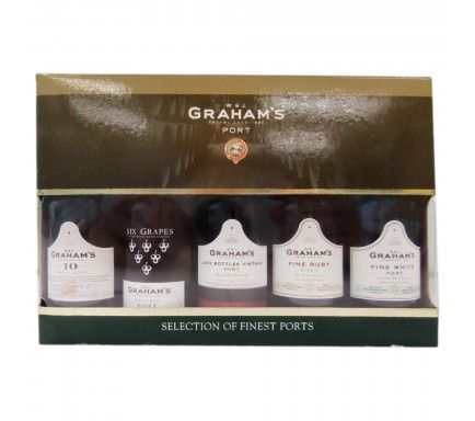 Pack 5X Graham's 0.5 Cl