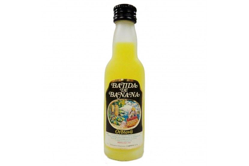 Liqueur Campeny Batida Banana 4 Cl