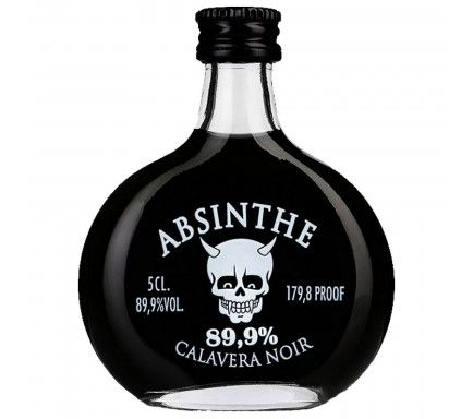 Absinthe Calavera Negro (89.9%) 5 Cl