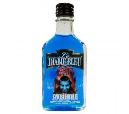 Absinthe Diablo Azul (80%) 4 Cl