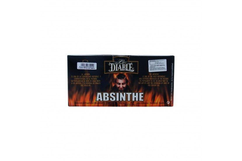 Pack 5X Absinthe 4Cl