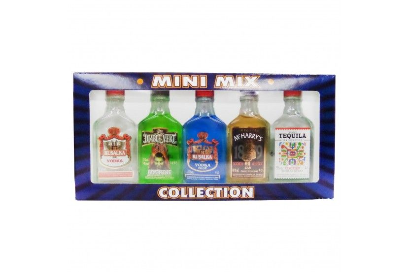 Pack 5X Estojo Mix 4Cl