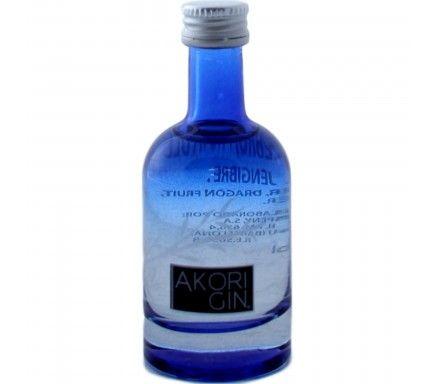 Mini Gin Akori 5 Cl