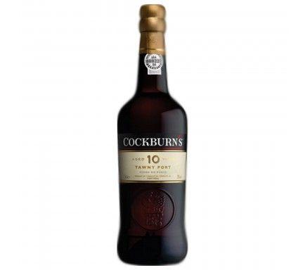 Porto Cockburn's 10 Anos 75 Cl