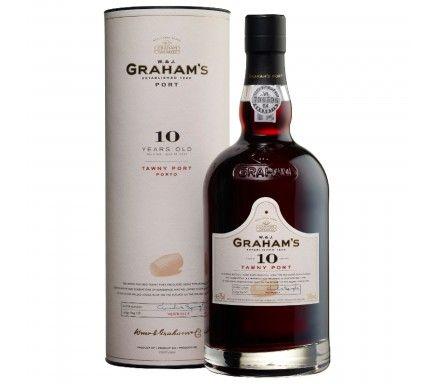 Porto Graham's 10 Anos 75 Cl