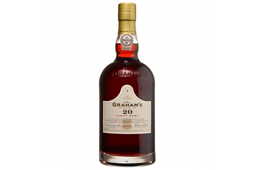 Porto Graham's 20 Anos 75 Cl