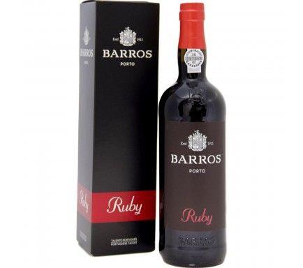 Porto Barros Ruby 75 Cl