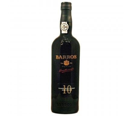 Porto Barros 10 Anos 75 Cl